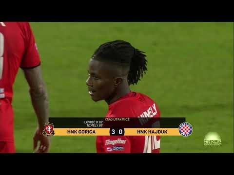 Gorica Hajduk Split Goals And Highlights