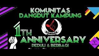 Scpro - Live Streaming Anniversary Ke-1 Komdak - S