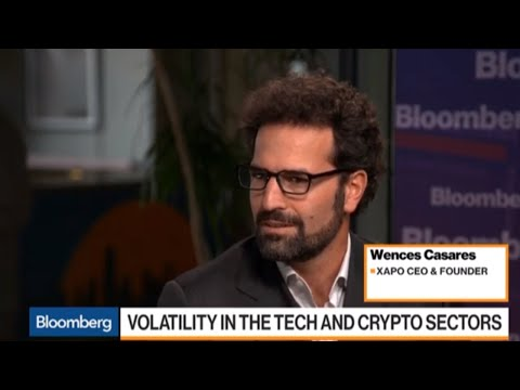 Bloomberg |Cryptos Are An 'Intellectual Experiment Xapo CEO Casares Says