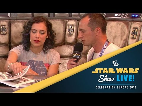 Fast Food Premiums Collector Interview | Star Wars Celebration Europe 2016