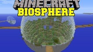 Minecraft Mod Showcase - Biosphere Mod