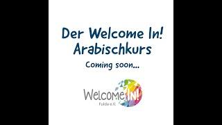 Der Welcome In! Arabischkurs stellt sich vor