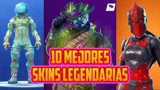 TOP1O ? BEST FORTNITE LEGENDARY SKINS ? (personal opinion) PART 1 FORTNITE BATTLE ROYALE
