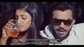TEQUILA LYRICS Chandan Shetty HD 720p