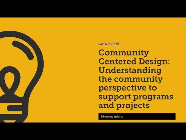 Community Wisdom Video