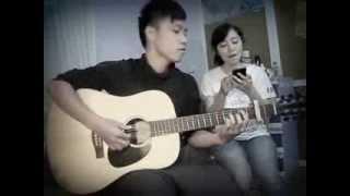 Ngại Ngùng - Hương Tràm ( guitar cover )