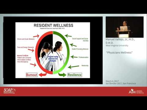 Physicians Wellness - Manuel Vallejo, Jr., MD