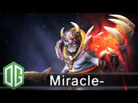 OG.Miracle- Lion Gameplay - Ranked Match - OG Dota 2