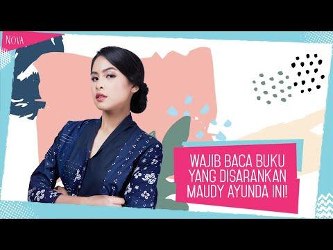Rekomendasi Buku Yang Wajib Dibaca Menurut Maudy Ayunda