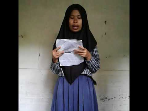 Contoh Biantara Bahasa Sunda Paturay Tineung Youtube