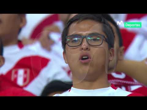 Perú 1 - 1 Colombia: El himno nacional retumbó en todo el Estadio Nacional