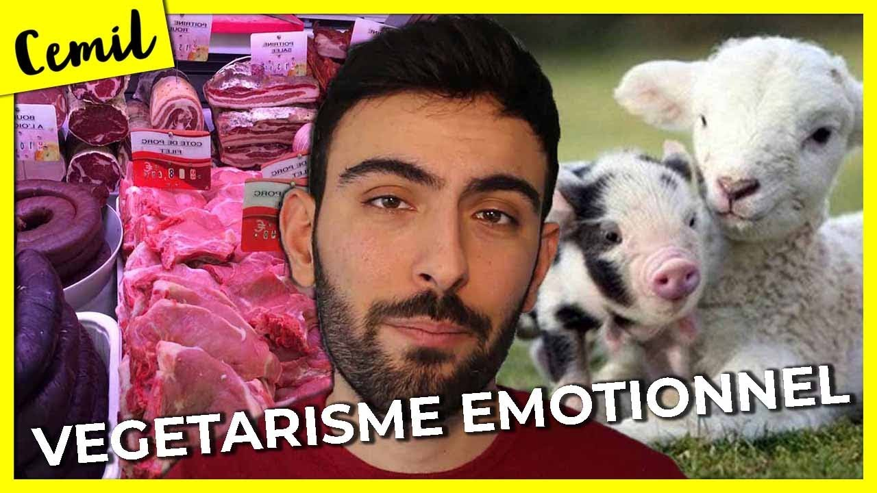VEGETARISME EMOTIONNEL ? | CCATD #17
