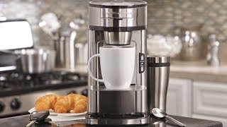 top 5 best single serve coffee makers of 2018