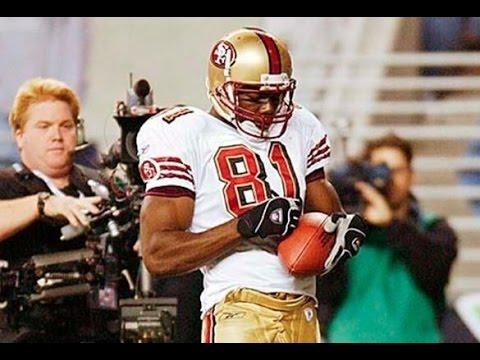 meet 14bf2 d7232 Terrell Owens - San Francisco 49ers Highlights