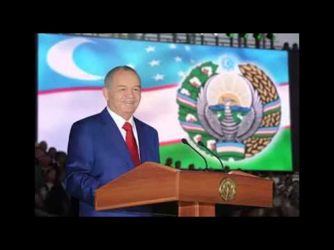 Uzbekistan Business House President Islam Karimov