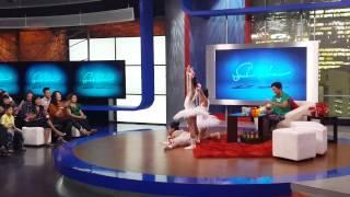 Marlupi GUNUNG SAHARI @ Sarah Sechan, NET TV ( 1 )
