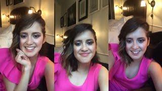 Laura Marano|Instagram live stream|Oct 13 2018