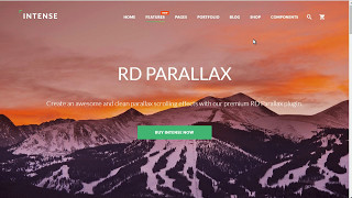 Multipurpose HTML5 Website Templates. How to Change Parallax Background Image
