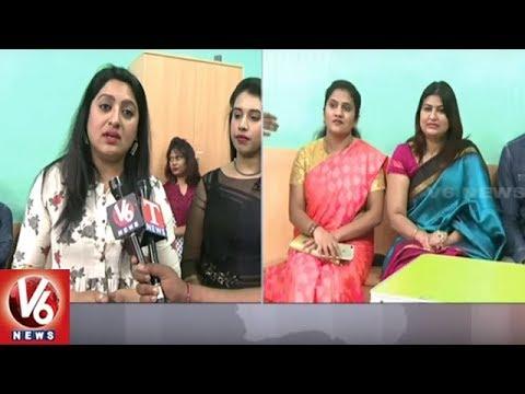 Super Women India Badminton Tournament Begins In Hyderabad   V6 News