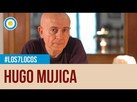 Hugo Mujica en Los 7 locos