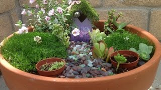 Fairy Garden Ideas I Cool Fairy Garden Ideas