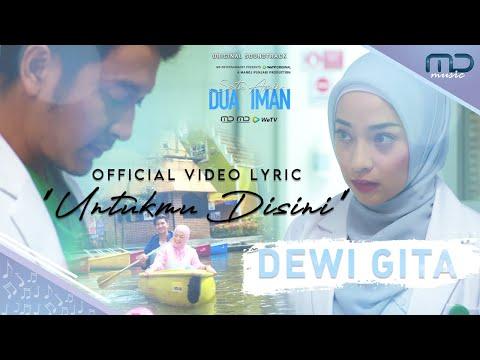 Download Dewi Gita - Untukmu Disini (Official Lyric Video) | OST. 1 Amin 2 Iman
