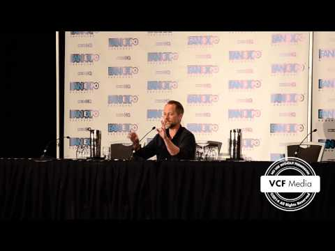 Billy Boyd singing Edge of Night (Pippin's Song) at Vancouver Fan Expo 2014