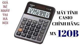 Máy Tính Casio MX 120B | May Tinh Casio | Máy Tính Casio Chính Hng