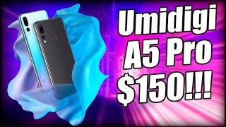 Umidigi A5 Pro   $150 Budget Beast???