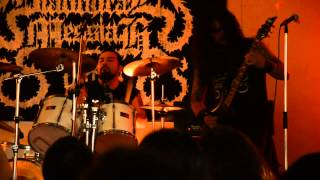 DIABOLICAL MESSIAH - PERVERSE DOMAIN (IMPURITY EN CHILE FECHA SAN FERNANDO)