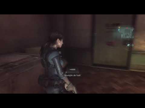 Resident Evil Revelations - Mayday, Queen Zenobia