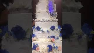 Свадьба торт для жениха и невесту торт на заказ