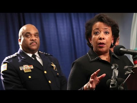 DOJ Orders Massive Reforms For Baltimore And Chicago Police