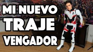 MI NUEVO TRAJE CUANTICO DE AVENGERS ENDGAME / NAVY