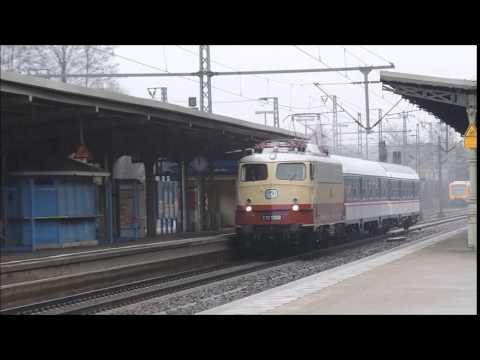 113 309 mit NX n-wagen in Ludwigslust
