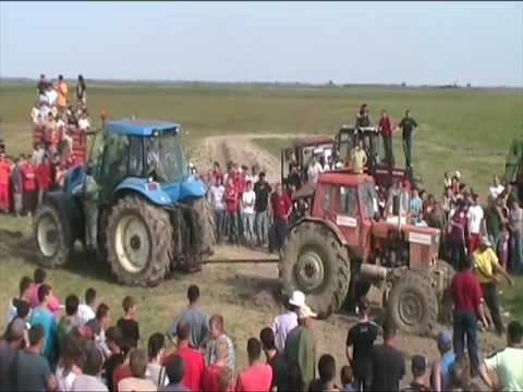 New Holland TG 230 vs 3pc.Belarus