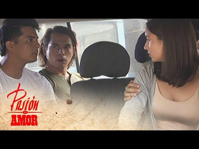 Pasion de Amor: Sari and Norma is in danger