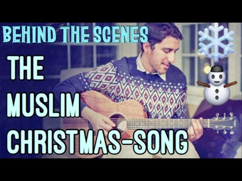 Behind the Scenes: The Muslim Christmas Song Video