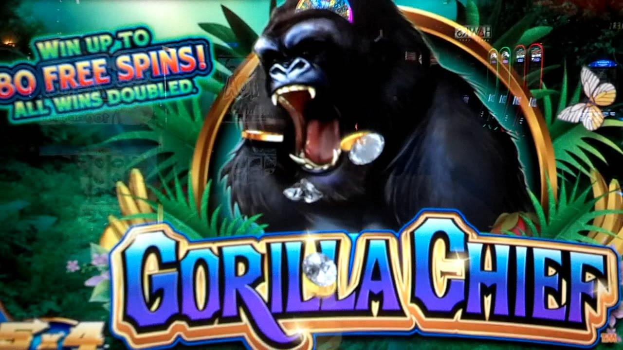 Super Gorilla Slot