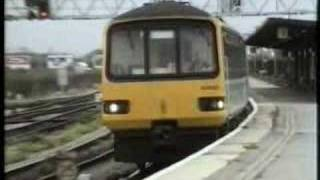 British Rail Pacers in 1990