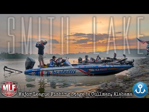 Record Breaking Day! Stage 5 Major League Fishing Smith Lake Alabama
