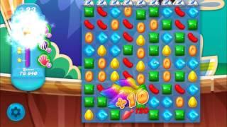 Candy Crush Soda Saga Level 1228 ★★★ Coloring Candy Fun The Highest Score
