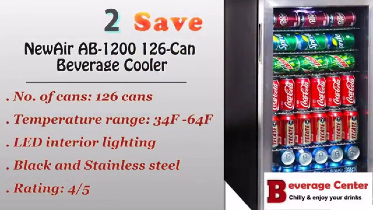 10 best beverage center cooler reviews