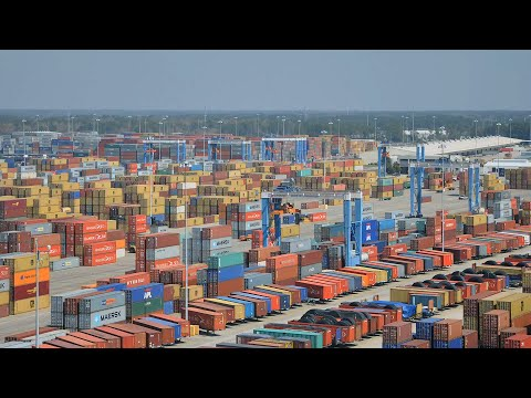 South Carolina Ports Authority Harbor Deepening