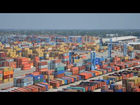 South Carolina Ports Authority Harbor Deepening