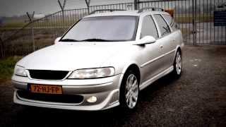 Sick Opel Vauxhall Vectra B Irmscher Onyx, Full options!