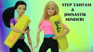 Barbie YENİ Sonsuz Hareket Oyuncak Kutu Açımı - Spor Malzemeleri Nasıl Yapımı  - Bidünya Oyuncak