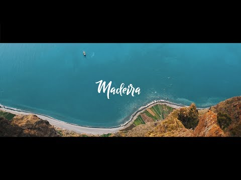 Summer in Madeira, Portugal - 2017 | travel teaser & promotional video