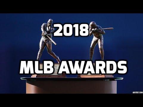 2018 MLB Awards Predictions