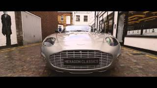 Hexagon Classics Aston Martin DB AR1